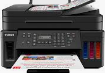 Canon PIXMA G7020 Printer Driver Download