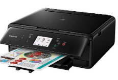 Canon Pixma TS6050 Driver Software and Manual Download